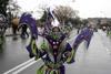 Comparsa Siempre los mismos: Desfile 2008