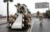 Comparsa Moracantana: Desfile 2008
