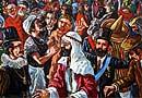 Vaquero Poblador, un pintor de tabernas.