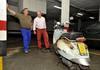 Tres riadas en seis años en Las Moreras