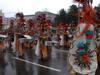 Comparsa Infectos Acelerados: Desfile 2008