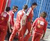La primera experiencia de Alonso con Ferrari