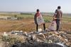 Denuncian la situación de la escombrera de Badajoz