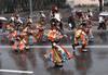 Comparsa Caretos Salvavidas: Desfile 2008