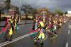 Comparsa Teotihuakan: Desfile 2008