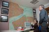 Sala de control de Tráfico de Badajoz