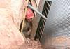 Un obrero queda atrapado más de dos horas en una zanja