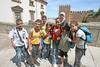 Sonrisas palestinas en Cáceres