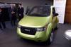 Exposición de los vehículos eléctricos en San Sebastián