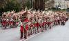 Comparsa Lingotes : Desfile 2008