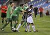 El Badajoz derrotó al Moralo 1-0