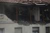 Una explosión derrumba parte de un edificio en Santander