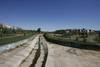 El parque fluvial de la margen derecha empieza a construirse en septiembre en Badajoz