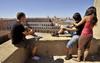 OJO PÚBLICO | Turistas en Badajoz