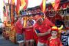 España consigue su pase en Mérida
