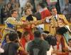 Ponce, Ferrera y El Juli, a hombros en la última de Feria