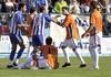Derrota del Cerro contra el Guadalajara