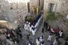 Procesión del Cristo del Calvario en Cáceres