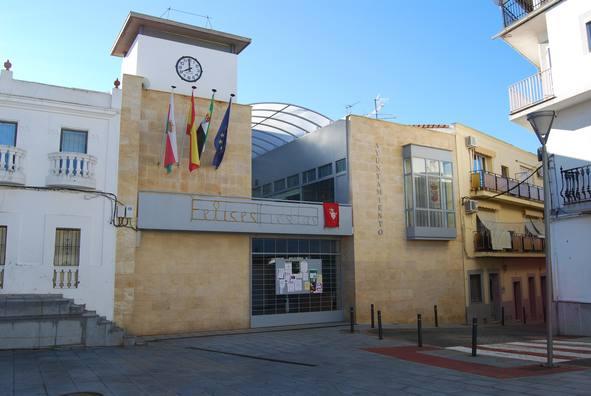 Ayuntamiento de casas de don pedro - Casas de don pedro badajoz ...