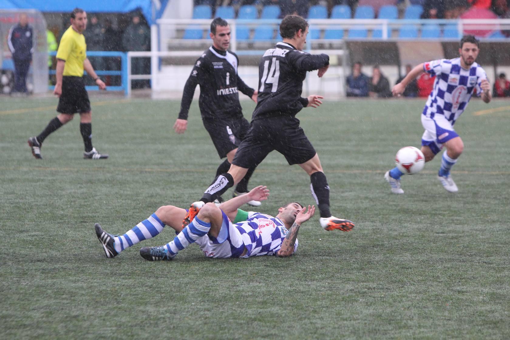El Arroyo se lleva un complicado choque ante el Albacete