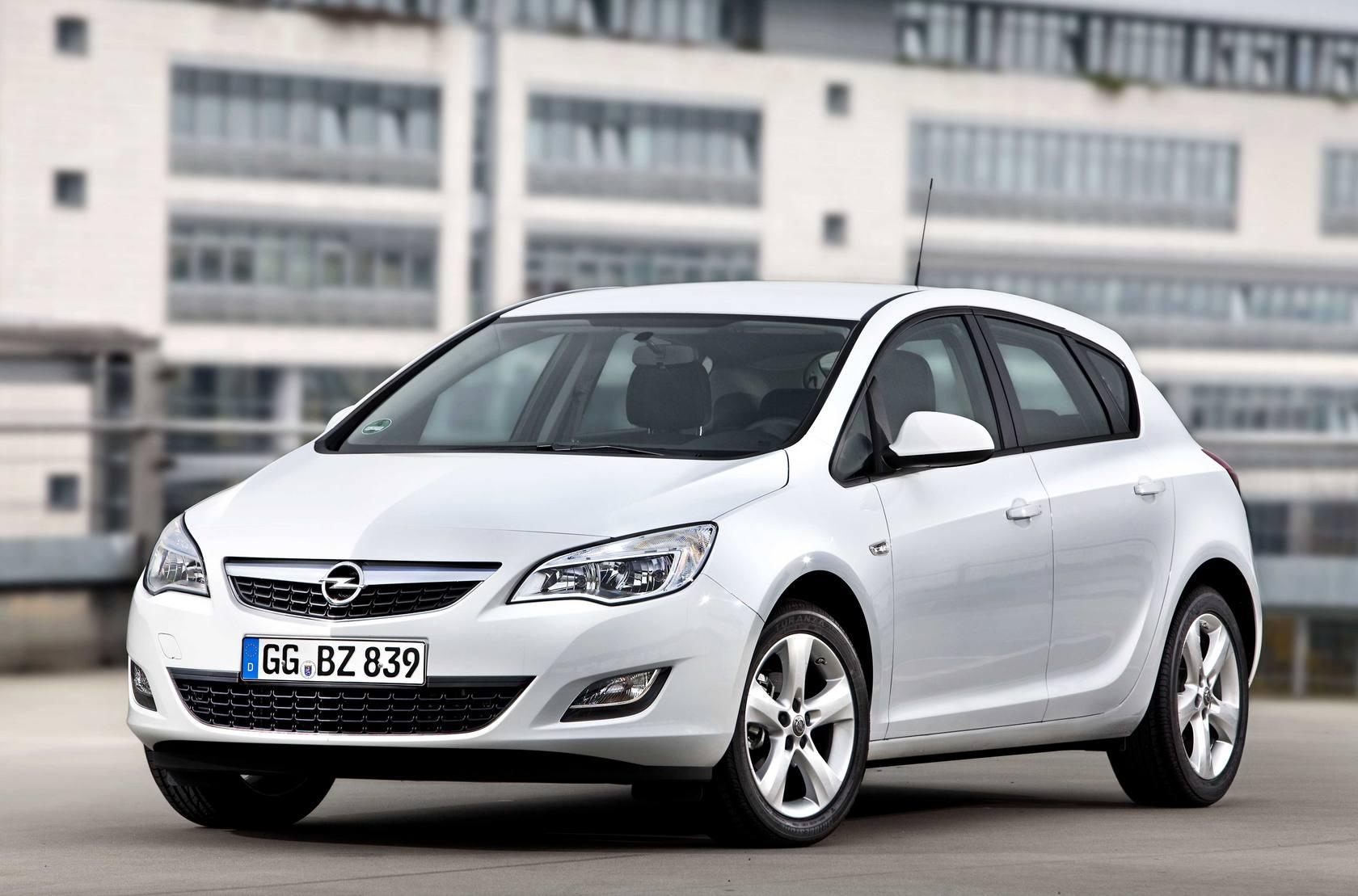 Nueva gama Opel Astra