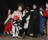 Actuación de Los Fantasmas