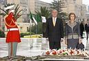 Los Reyes en Argelia