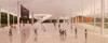Futuro pabellón de ferias en Cáceres
