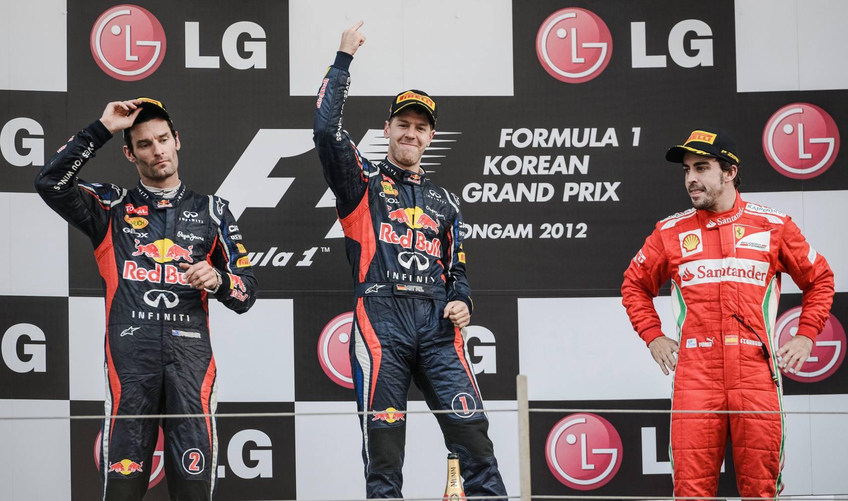 Gran Premio de Corea de Fórmula Uno