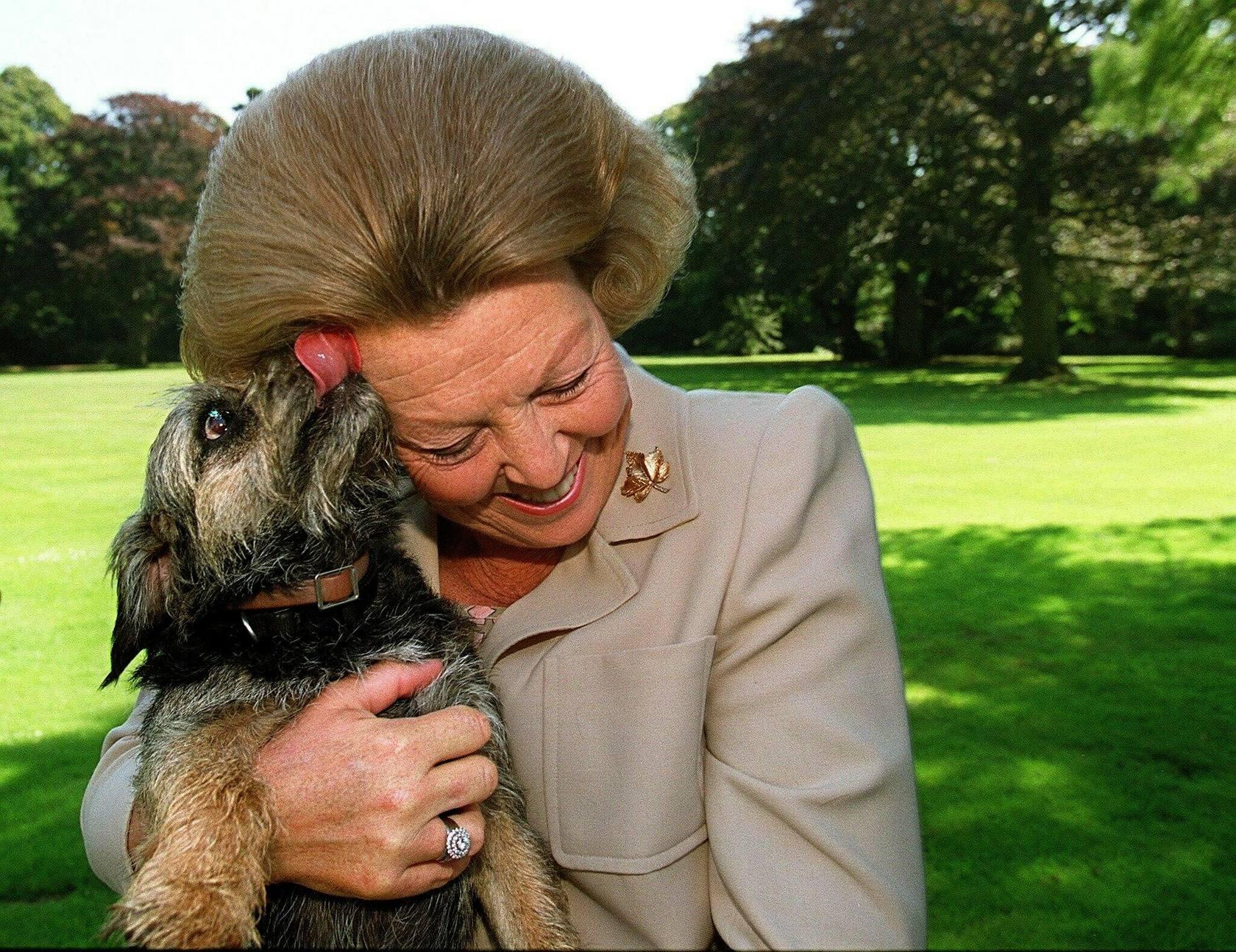 Beatriz de Holanda, la más querida