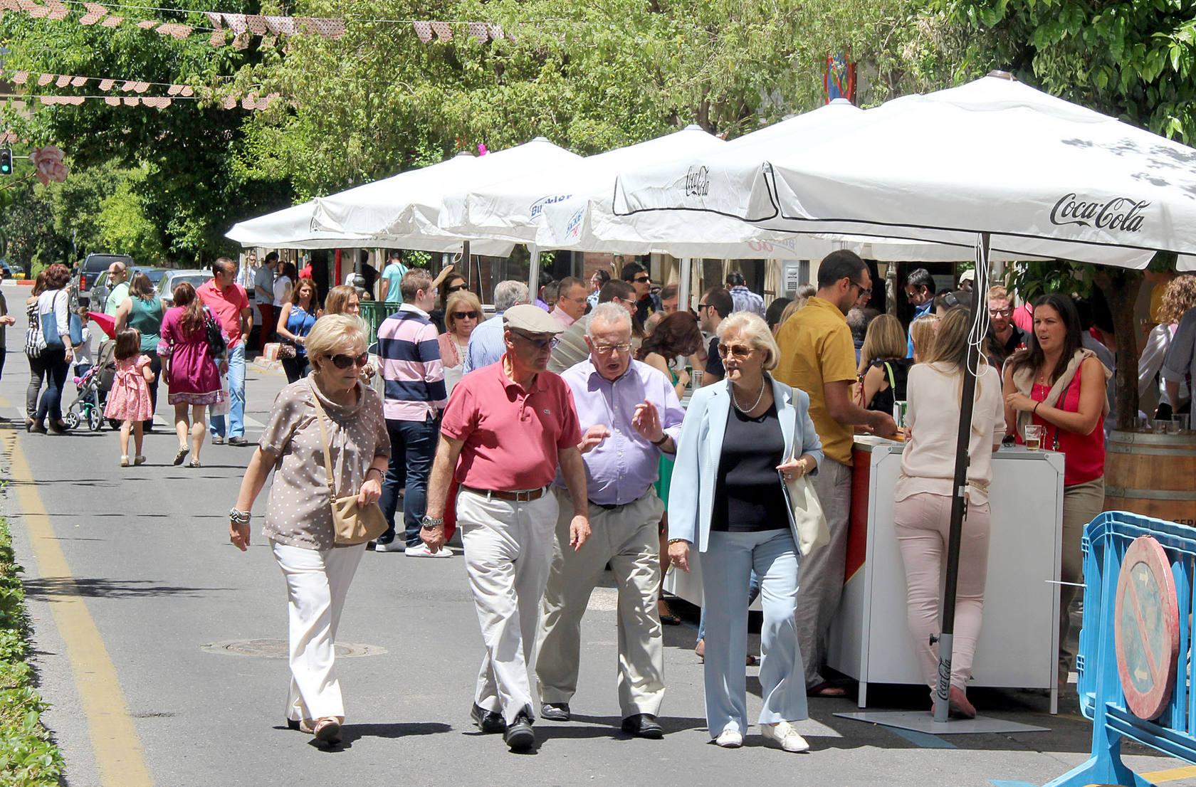 Feria de Día en Cáceres