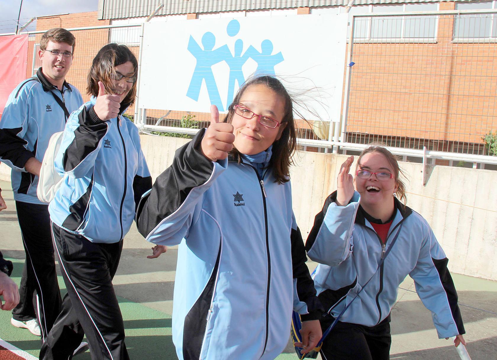 Fin de curso de las escuelas deportivas en Cáceres