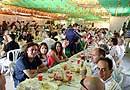 San Juan 2007: Éxito en el real de la feria de día