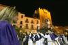 Martes Santo en Cáceres