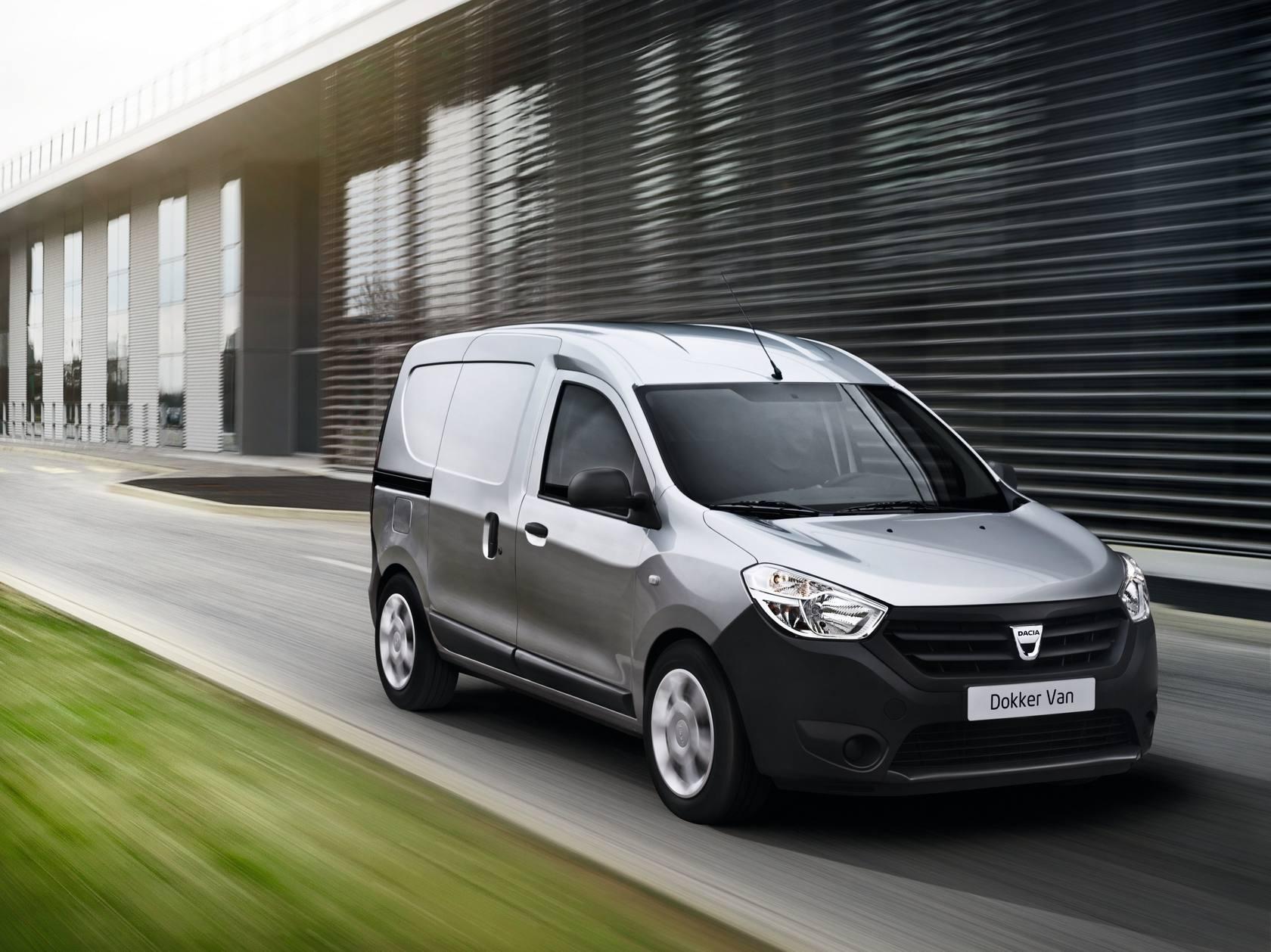 Nuevo Dacia Dokker y Dokker Van