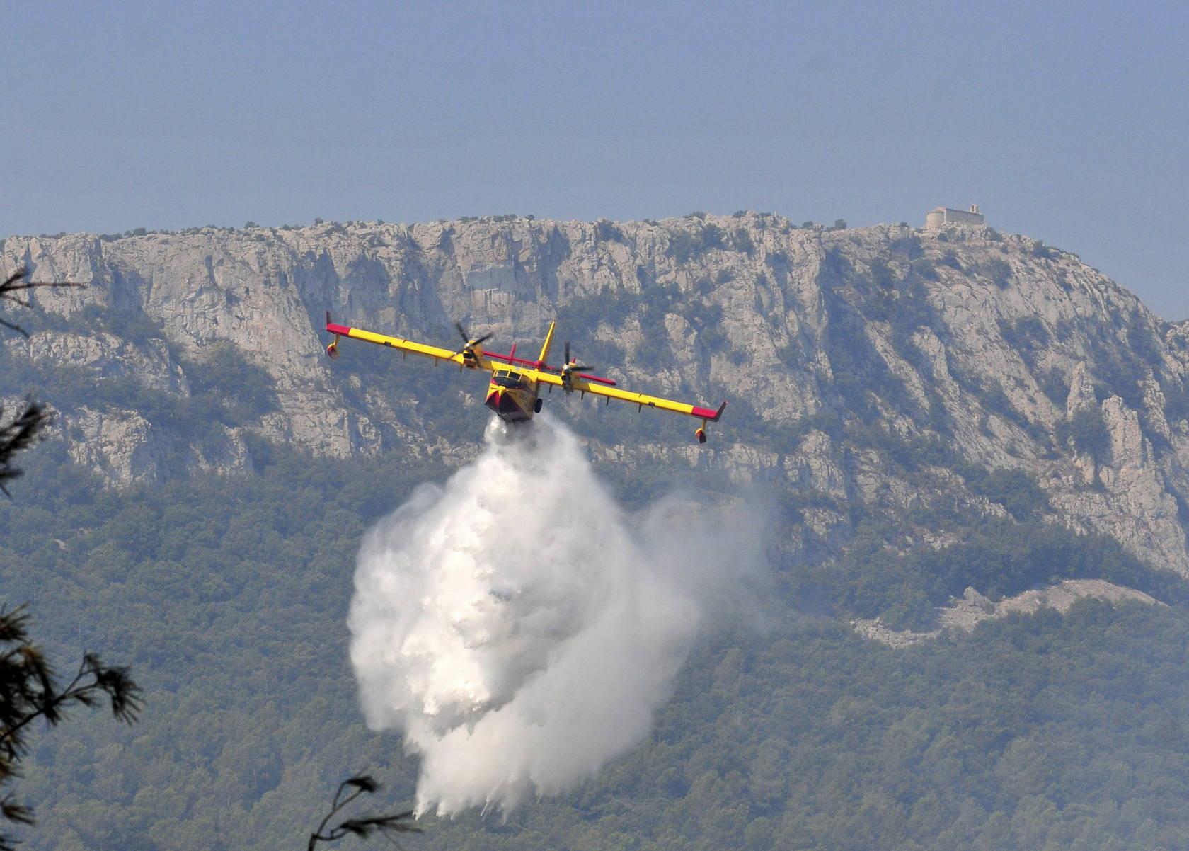 El incendio de Gerona ha arrasado 14.000 hectáreas